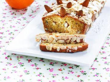 Pomerančovo - mandlový dezert / Orange - almond dessert