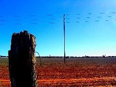 somewhere between Pt Augusta and Ceduna