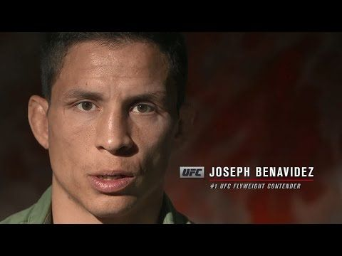 UFC (Ultimate Fighting Championship): The Ultimate Fighter Finale: Joseph Benavidez: Nothing About Cejudo Worries Me