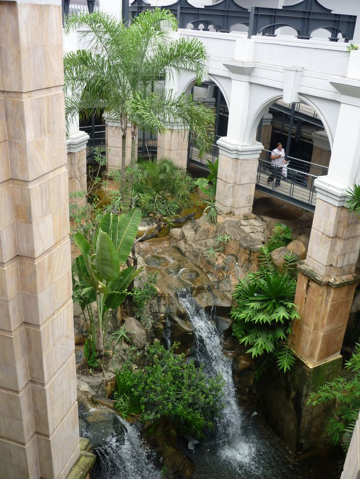 The Atrium at Pavillion Shopping Complex Westville - attractive - will check it out?!? ...