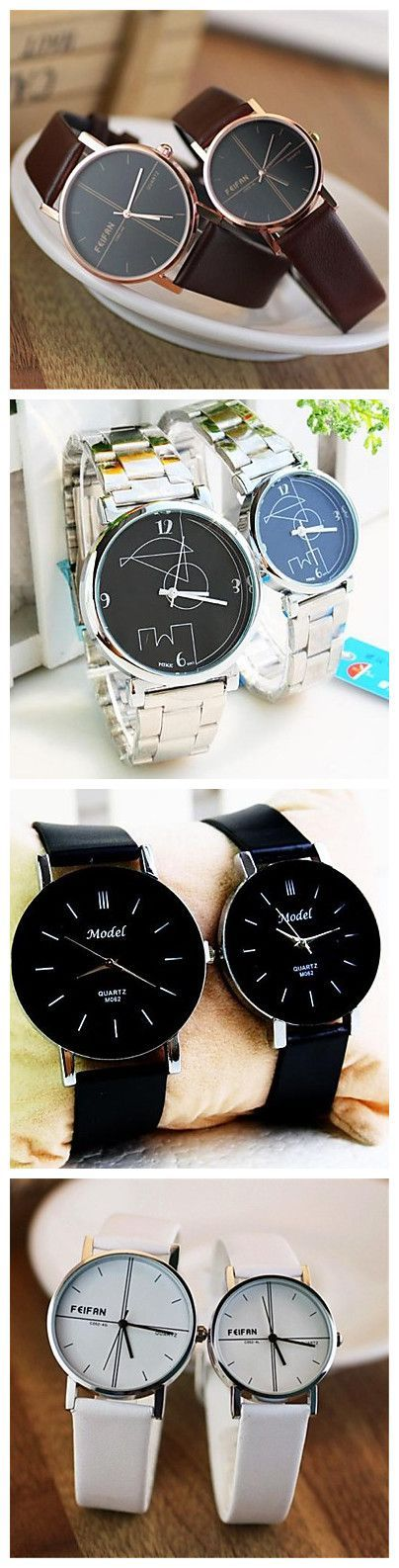 Customize the personalized couple watches with your own unique design on SnapMade.com.