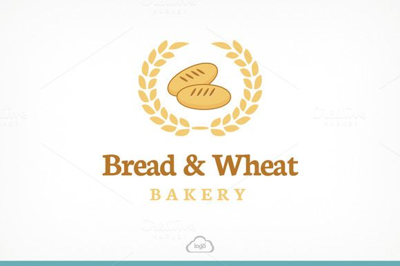 Check out Bread & Wheat Logo Template by Logo Heaven on Creative Market -> http://crtv.mk/slNV