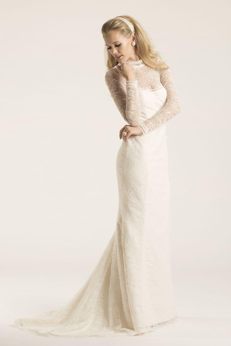 Amy's bridal boutique wedding