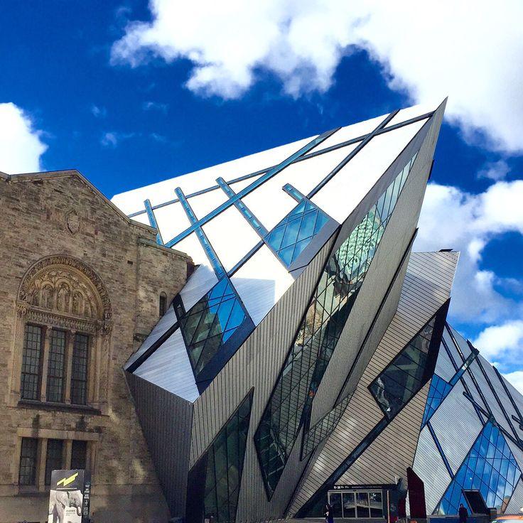 Royal Ontario Museum in Toronto Canada