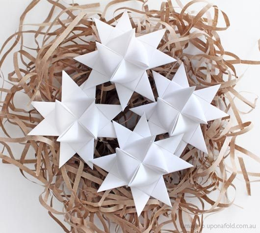 making moravian stars for christmas this year.