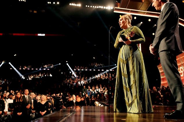 SEE THE FULL LIST OF WINNERS AT THE 2017 GRAMMY AWARDS AS ADELE SCOOPS FIVE AWARDS