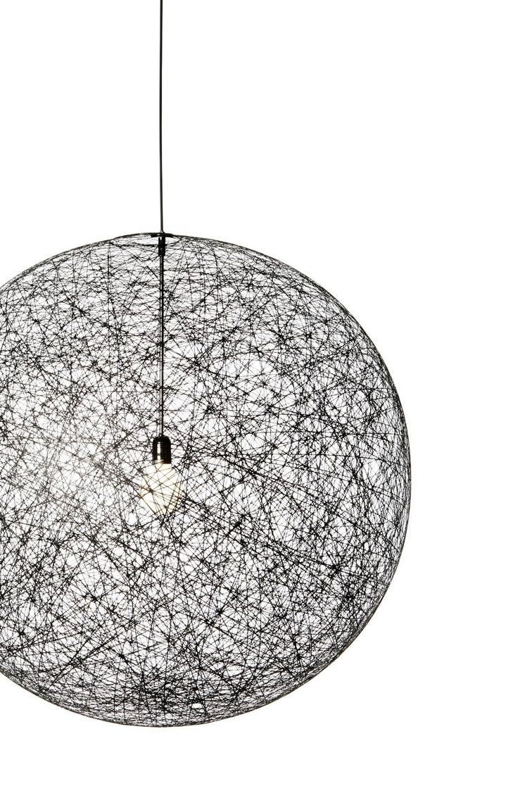Pipe 3 led suspension lamp decor walther ambientedirect com - Moooi Random Light