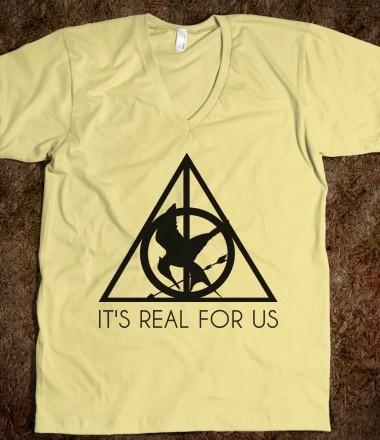 A book nerds dream shirt.