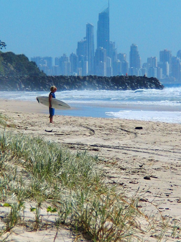 Tallebudgera Beach, Gold Coast, Australia