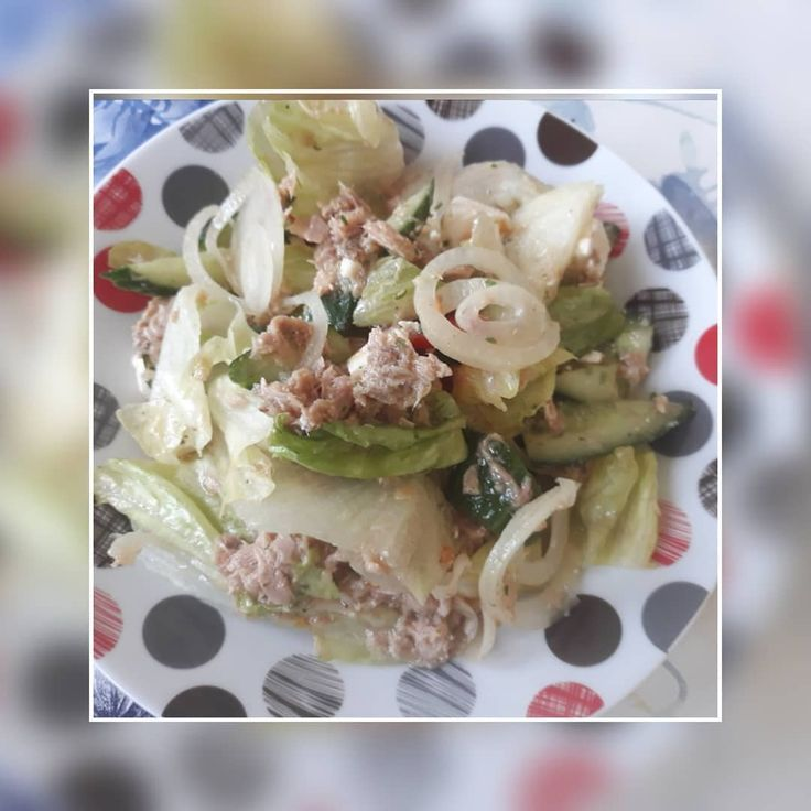 Thunfisch- und Gurkendiät