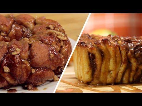 Delicious Pull Apart Bread Recipes - YouTube