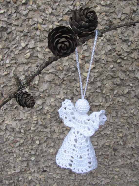25 beste idee n over kerst haak patronen op pinterest gehaakte sneeuwvlokken haken kerst en Crochet home decor on pinterest