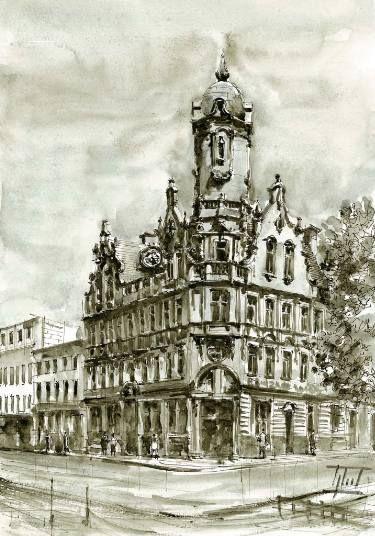 """Saatchi Art Artist Jaroslaw Glod; Painting, """"Liverpool"""" #art"""
