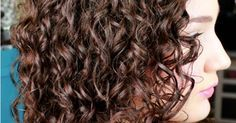 How to Refresh 2nd Day Curly Hair
