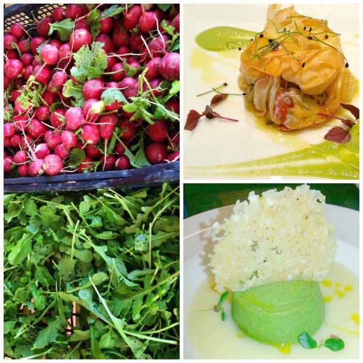 Tanta verdura dell'Orto nel menù di primavera