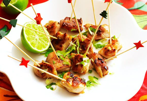 Entertaining is stressful at the best of times, but at Christmas it can become a total nightmare. These simple and budget-conscious canapes will ensure your party starts with a bang.