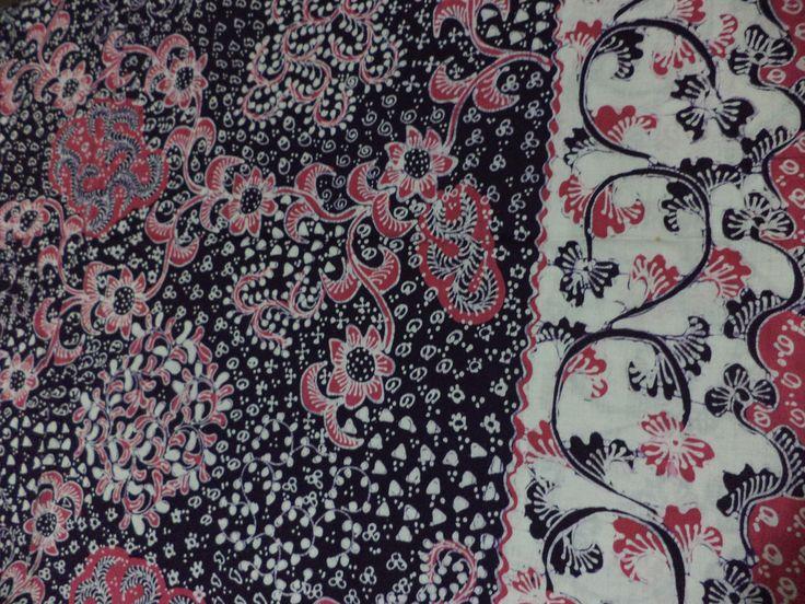 bahan batik tulis lasem bahan kain prima ukuran kain 105 x 230 cm