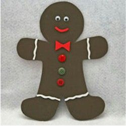 Best Gingerbread Crafts Images On   Xmas Christmas