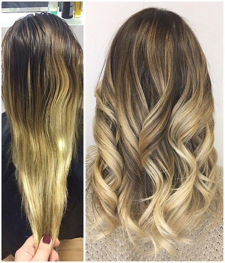 MATRIX Корни 6м+6р+3% затемнение осветленных волос 6С+6м+6р+3% осветление LM+6% тонирование 8С+8мм+5rv+3%