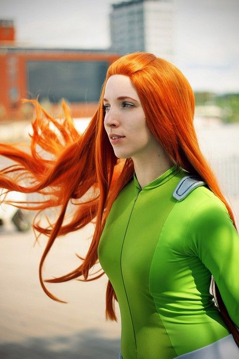 - Totally Spies - Sam  Hot Cosplay Girls  Pinterest -6086
