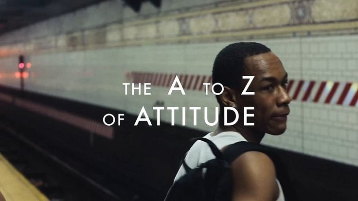 Фильм The A to Z of Attitude режиссера Austin Peters   Остин Питерс и его видео…