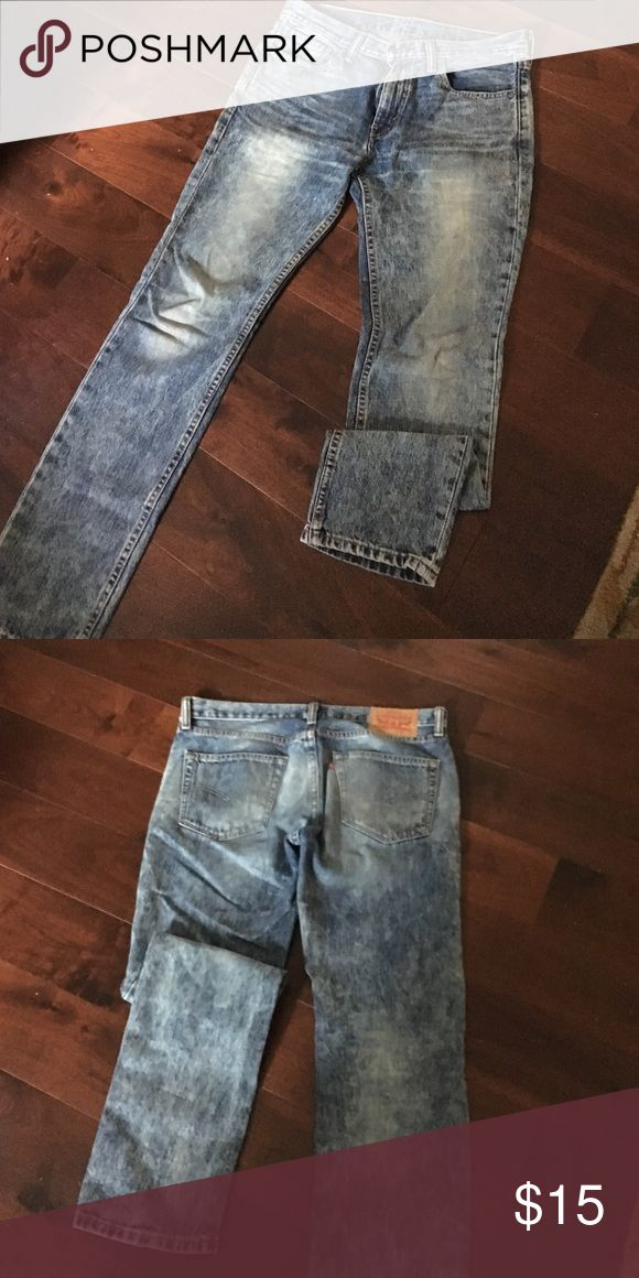 Levi jeans 511. Length 32 Levi's Jeans Slim Straight