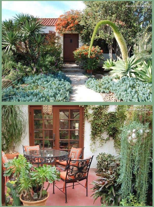 Best 25 spanish garden ideas only on pinterest - Spanish style patio ideas ...