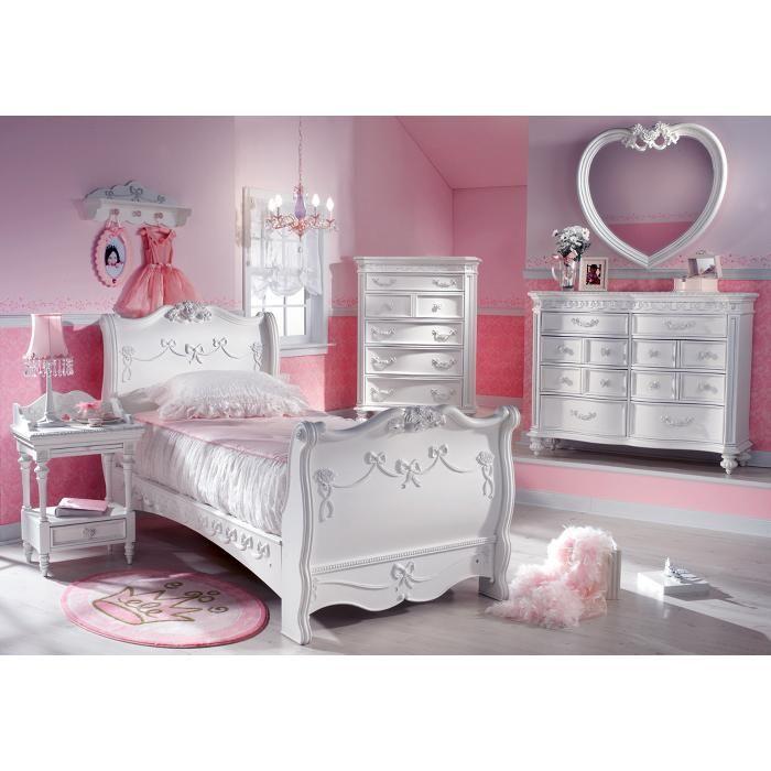388 Best Girly Girl Rooms For Miss Girly Girl Images On Pinterest Bedroom Ideas Girls Bedroom