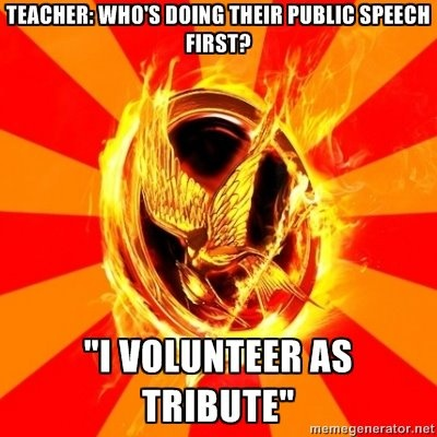 another hunger games funny :)