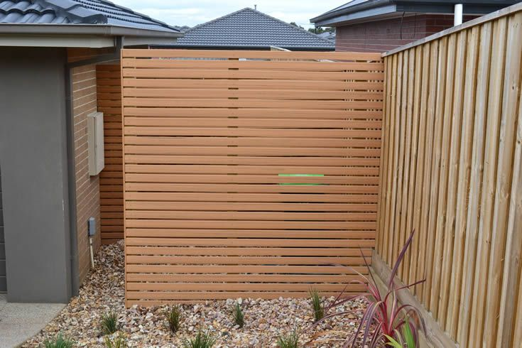 Sahara; screening for residential privacy #ModWood #Screen #Fence