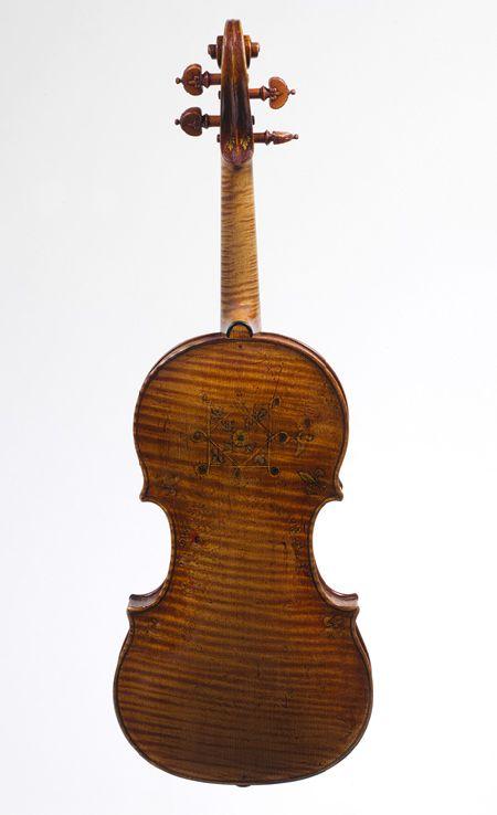 Violin, Andrea Amati, c. 1560
