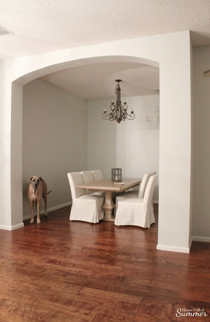 Wondrous Why I Love My White Slipcovered Dining Chairs Dining Room Machost Co Dining Chair Design Ideas Machostcouk