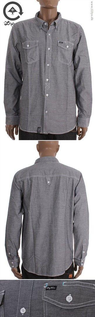 LRG Langærmede Cotton skjorter  www.123yo.dk