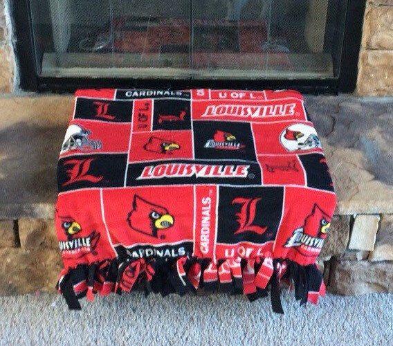 Large University of Louisville Cardinals https://www.etsy.com/listing/265967666/large-university-of-louisville-cardinals