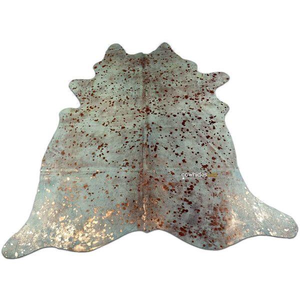 gold metallic cowhide rug size around 7 x 7 ft gold metallic cow hide