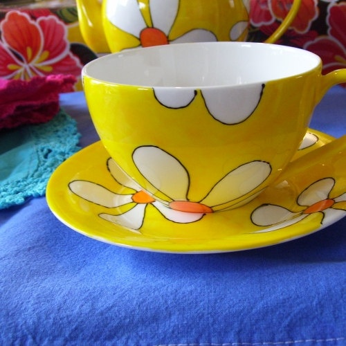 17 Best Images About Awesome Tea Cups On Pinterest