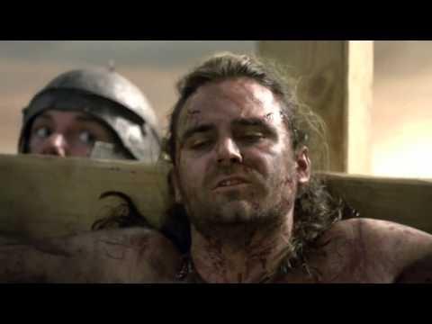 Spartacus war of the damned gannicus assured. consider