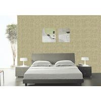 Legion Furniture Gold/Green Wall Paper