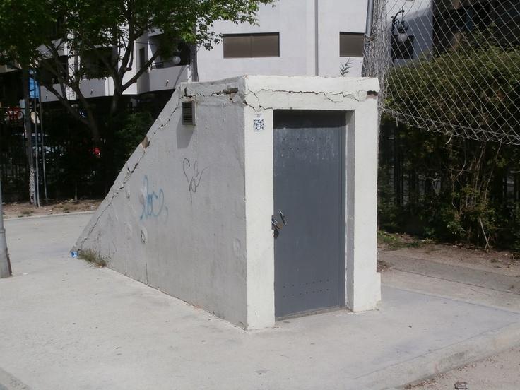 Comenzamos la semana publicando el refugio antiaéreo Lluís Vives en Valencia.