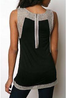 Fabric and Knitting, T-shirt