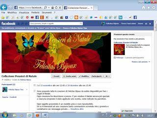 Speciale Regali di Natale su Felicitas Bijoux Visit my fan page https://www.facebook.com/felicitasbijouxbymuna#!/events/424655441002418/