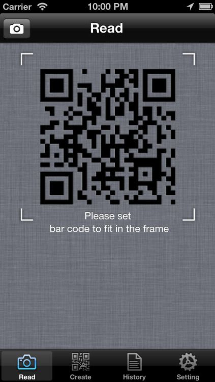 QR Master - simple and fast QR Code and Barcode Reader / Scanner...: QR Master - simple and fast QR Code… #iphone #Utilities #Productivity