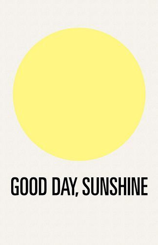 Good Day Sunshine Dailymotion : Best inspiration images on pinterest the words