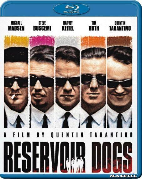 Бешеные псы / Reservoir Dogs (1992) BDRip 1080p