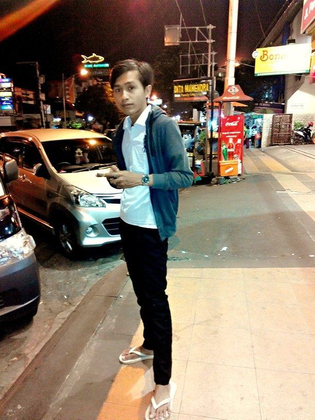 Late Night at Jl.Pandanaran, Semarang-Central Java
