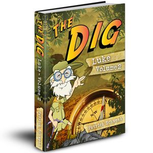 ONLY $.99 on Kindle today + a $25 Amazon gift card giveaway!!! The Dig for Kids Bible Study: Luke Volume 2 ~www.bettermom.com