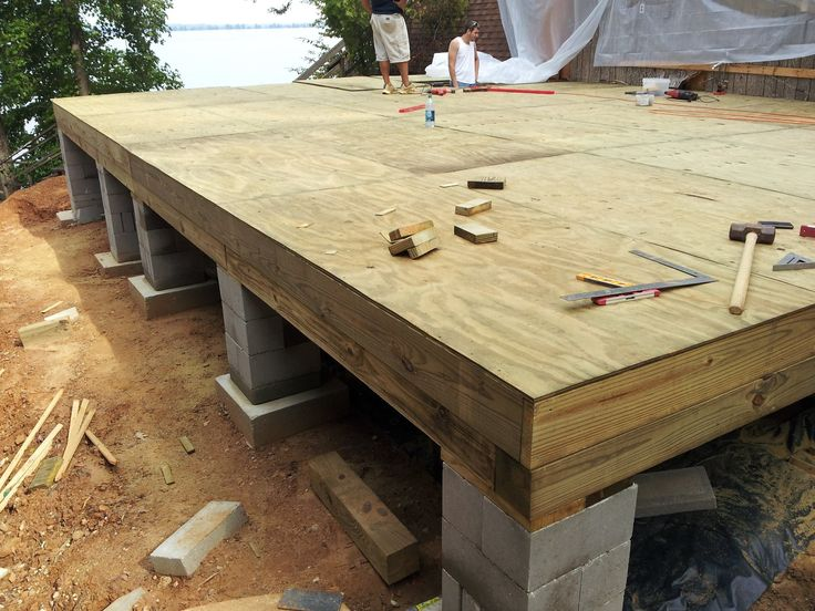 25 best ideas about foundation repair on pinterest for Pier foundations