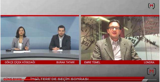 Medyascope ///  Güne Bakış (9 Haziran 2017): BBC Türkçe'den Emre Temel ile Birleşik Krallık seçimleri