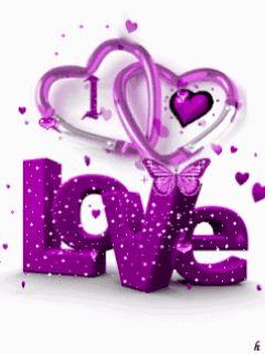 Amor brillante - Tarjetas de Amor Lindas