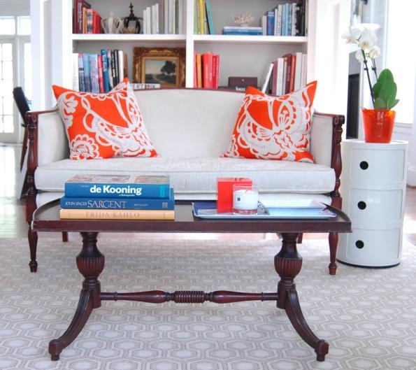 orange pop: Living Room, Set